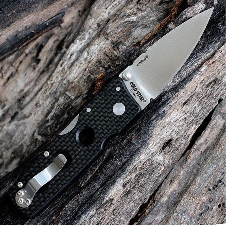 Cold Steel Couteau Scie Cold Steel - Hold Out III CS11HMS Couteaux de poche