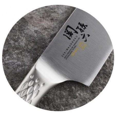KAI - Couteaux Japonais Couteau Santoku KAI SHOSO 16,5cm Inox AB.5156 Couteaux japonais