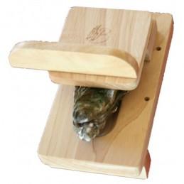 Le Berger Sabot en bois / Cale huitre - Le Berger HS Couteaux à Huitres / Crustacés