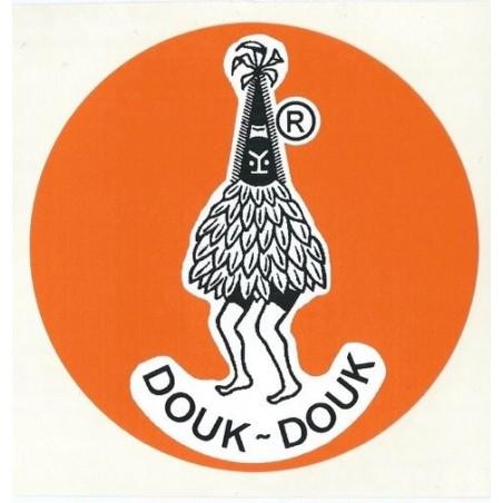 Douk-Douk Couteau pliant Douk-Douk jaune 11cm 1815.J Couteaux de poche