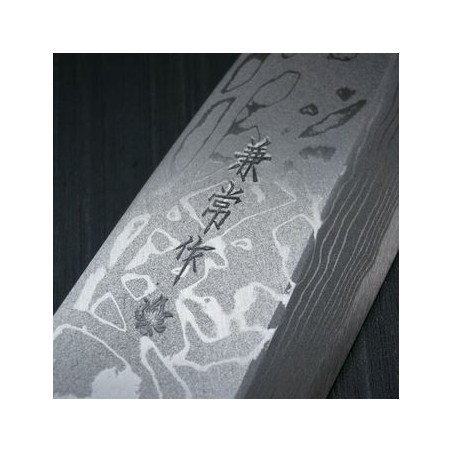 Kanetsune Couteau Deba japonais Kanetsune - Damas 21cm KC512 Couteaux japonais