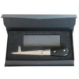 Le Berger Coffret Couteau à Huitres Le Berger HIPPOCAMPE H8103PA Couteaux de cuisine