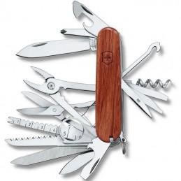 Couteau Suisse Victorinox Swisschamp Bubinga