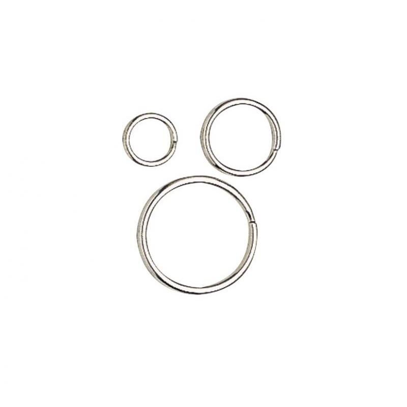 Couteaux/Outils Pas Cher Sachet de 5 anneaux brisés 26 mm 114226 Accessoires tactiques