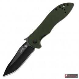 Kershaw Couteau Kershaw CQC-5K - Lame 7,6cm KW6074OLBLK Couteaux Pliants