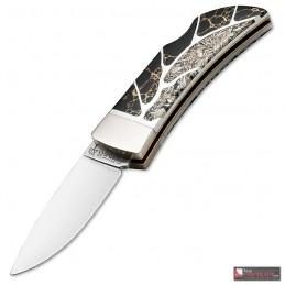 Böker Böker Leaf 111012 - couteau pliant de collection 111012 Couteaux de Collection