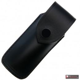 Pielcu Etui Cuir Noir Pielcu - Port vertical pour couteau de 12 à 13 cm de manche 3799 Home