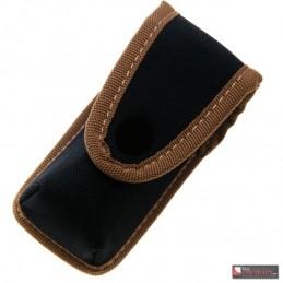 Pielcu Etui Cordura Noir Pielcu - Port vertical pour couteau de 11 à 12 cm de manche - 38028 38028 Home