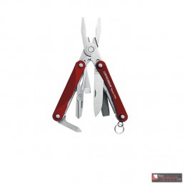 LEATHERMAN Leatherman Multi-outils Squirt PS4 - 9 outils LMSQUIRTPS4R Home