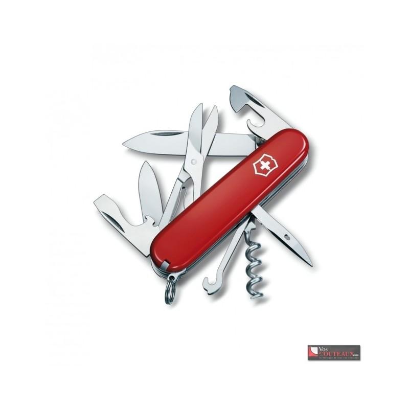 Victorinox Couteau suisse Victorinox Climber - 15 fonctions 1.3703 Couteau suisse
