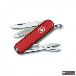 Victorinox Couteau Suisse Victorinox Classic Rouge - 7 Fonctions 0.6223 Couteaux Suisse Victorinox