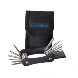 Benchmade Tool Kit pliant - 12 outils