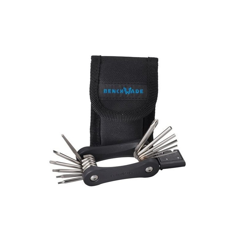 Benchmade Benchmade Tool Kit pliant - 12 outils BN985995 Benchmade accessoires tactiques