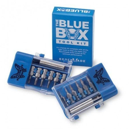 Benchmade Benchmade Blue Box Kit Torx BN981084 Outils et accessoires BENCHMADE