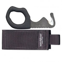 Benchmade Crochet coupe ceinture - Benchmade Rescue Hook BN7BLKW Couteau Benchmade