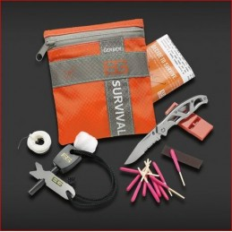Bear Grylls Kit de survie - Bear Grylls Bsic Kit GE000700 Home
