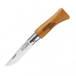 OPINEL Couteau de poche Opinel N°2 VRN Hêtre - Lame 3,5cm OP111020 Couteaux Pliants