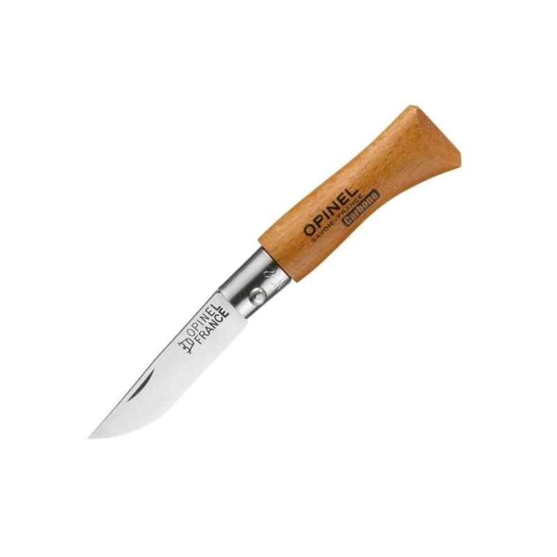 Opinel Couteau pliant Opinel N°2 VRN Hêtre - lame 3,5cm OP111020 Couteaux de poche