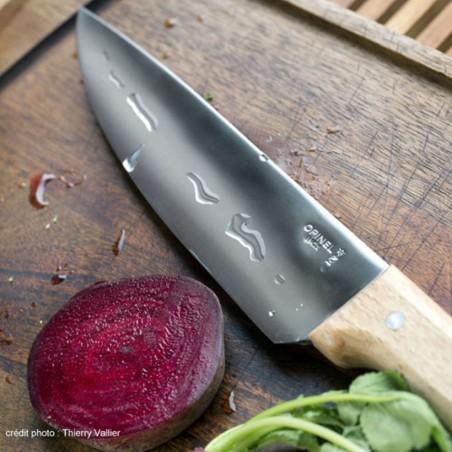 Opinel Coffret cuisine Opinel Trio Parallèle : Chef + Office + Standard OP001838 Couteaux de cuisine