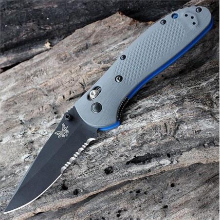 Benchmade Couteau Benchmade G10 Griptilian 551SBK_1 BN551SBK_1 Couteau Benchmade