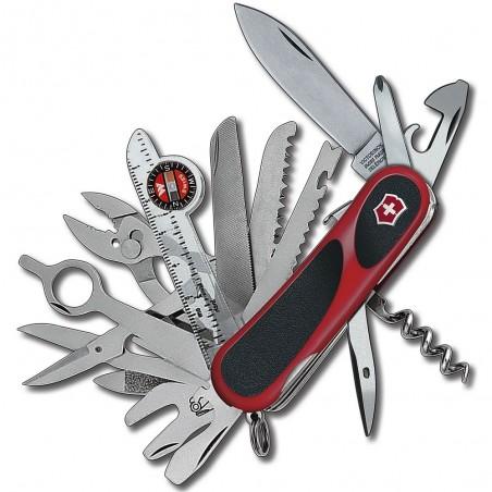 Victorinox Couteau suisse Victorinox Evogrip S54 - 32 fonctions 2.5393.SC Couteau suisse