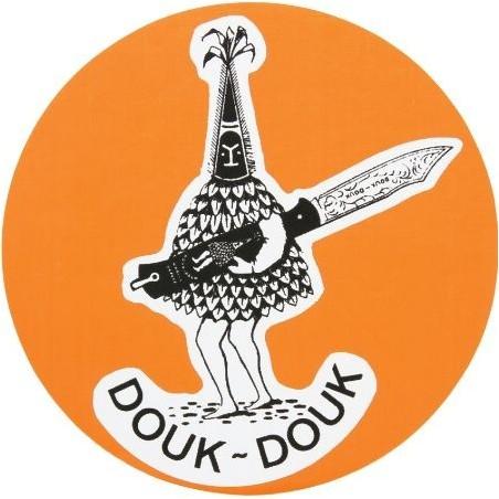Douk-Douk Couteau pliant Douk-Douk Bronze D'Arme 11cm 1815 Couteaux de poche