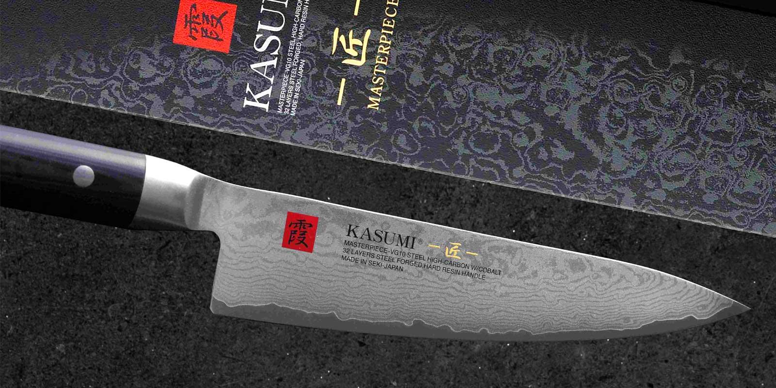 couteaux Kasumi Masterpiece