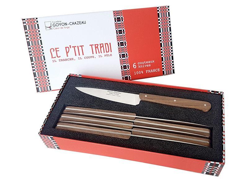 couteaux de cuisine français
