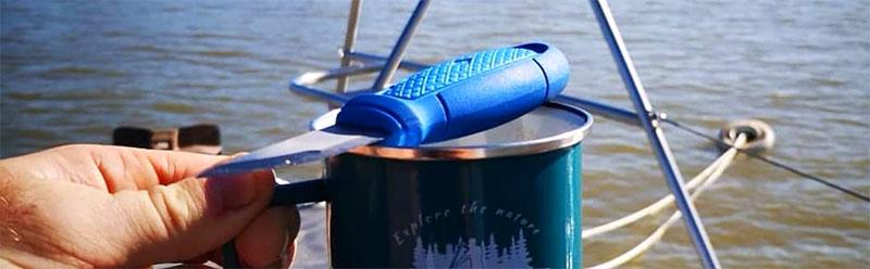 couteau de marins mora