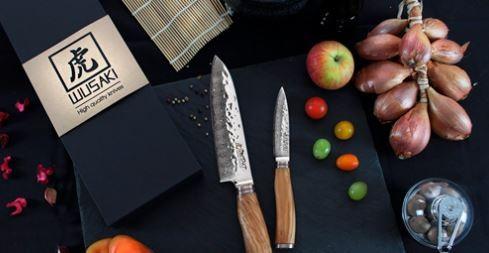 couteaux japonais wusaki